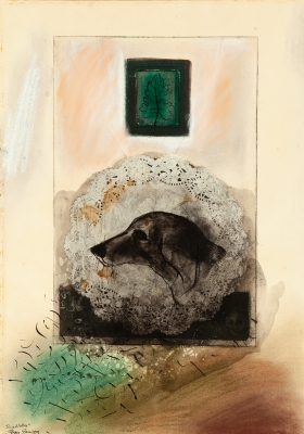 """Nekra"". 1987. JOSEP GRAU GARRIGA"