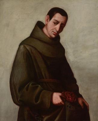 """San Diego de Alcalá""."