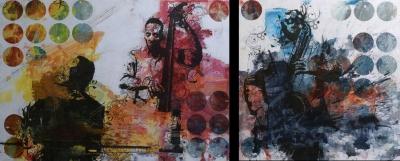 JAIME RICO AMADOR (Pamplona, 1978).Jazz.