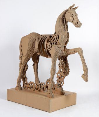 """""""Mac Horse"""". SERGIO GOTTI"""