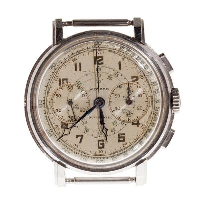 Reloj Movado vintage, años 40.Caja en acero.