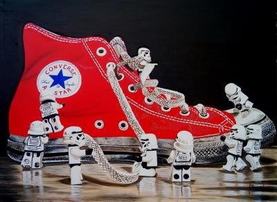 """""""Generación Star Wars"""". MADRID SANZ, José María"""