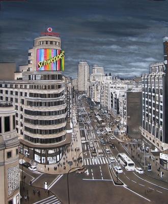 """De Madrid al Cielo"".  JOSE MARIA MADRID SANZ"