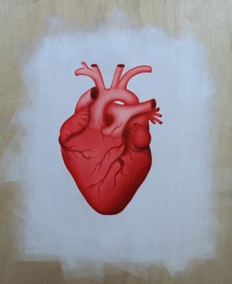 NANI SERRANO (Alcoi, 1967). Heart, 2017