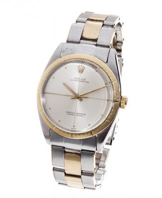 Reloj ROLEX Oyster Perpetual Zephyr para caballero.