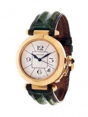Reloj CARTIER Pasha, año 1986, primera serie.