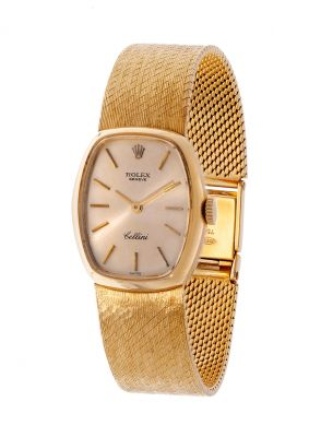 Reloj ROLEX Cellini.En oro amarillo de 18 kts.