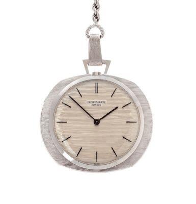 Reloj de bolsillo PATEK PHILIPPE mod. Ricochet, ref.