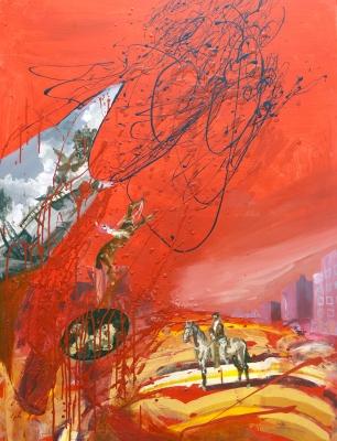 ALBERT BONAY (Barcelona, 1990)Errante, 2015.