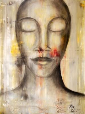 """""""Silencio II"""", 2013. DEL PINO, Nuria"""