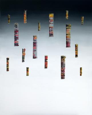 """""""Abstracto I"""", 2014. DEL PINO, Nuria"""