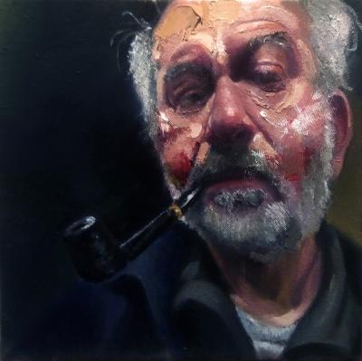 """Selfie"". PABLO SCHUGURENSKY"