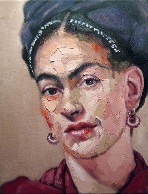 """""""Frida"""", 2019. PABLO SCHUGURENSKY"""