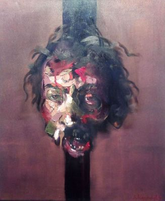 "PABLO SCHUGURENSKY (Catamarca, Argentina, 1954). ""Goliat"