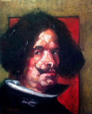"""Velázquez"". PABLO SCHUGURENSKY"