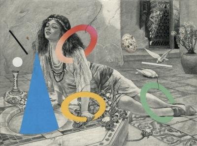 """""""The Fountain of Desire"""", 2011. VALERO DOVAL"""