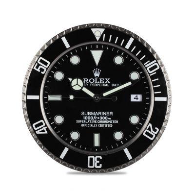Reloj de pared, réplica del Rólex Oyster Perpetual Subm...