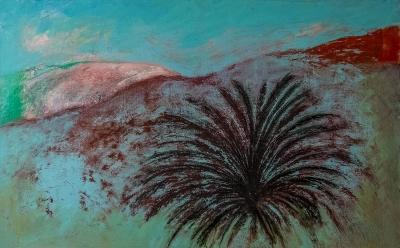 """""""Bahía turquesa"""", 2012. Maria Coluccelli"""