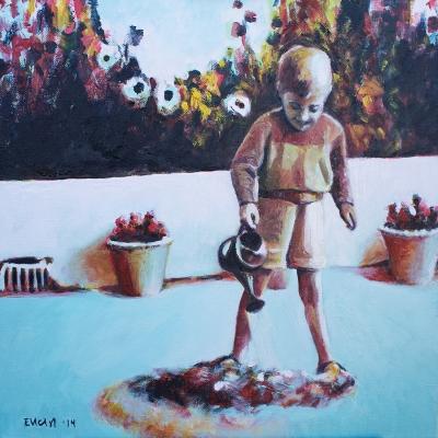 """""""La regadera"""", 2014. AGASA, Eva"""