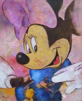 """""""Minnie"""". MIGUEL ANGEL GARCIA LOPEZ"""