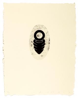 """""""Suite Li"""", 1988. PLENSA, Jaume"""