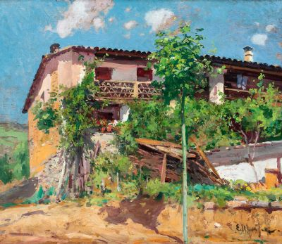 ELISEO MEIFRÈN ROIG (Barcelona, 1857 - 1940).