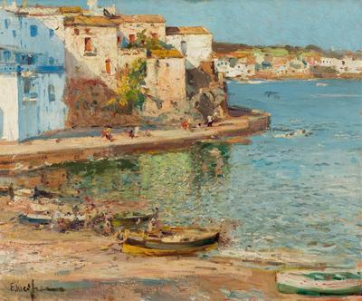 ELISEO MEIFRÈN ROIG (Barcelona, 1859 - 1940).