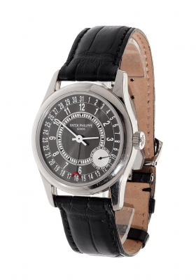 Reloj PATEK PHILIPPE para caballero, ref. 6000, mov.