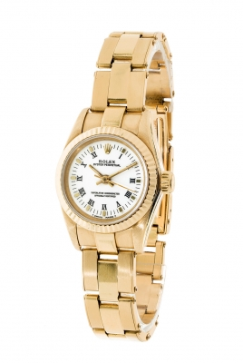 Reloj RÓLEX Oyster perpetual, lady, ref.