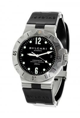 Reloj BVLGARI Automatic Chronometer Officially Certified mod.