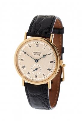 Reloj BREGUET CLASICO, ref. 3917 nº1272 H.
