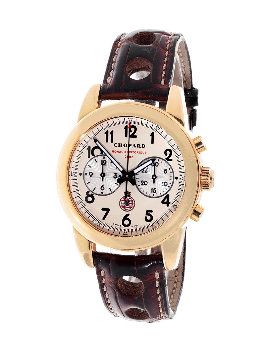 """Reloj CHOPARD Crono """"Gran Prix Mónaco Historique 2002""""."""