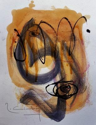 Lote: 35127801Miguel Robledo Cimbrón (Mora de Rubielos, Teruel, 1956)Art GEST. 1185.