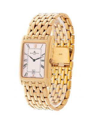 Reloj BAUME&MERCIER, para caballero/UnisexEn oro amarillo de 18 kts.