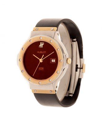 Reloj HUBLOT Classic para señora. Acero y oro.