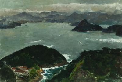 """Marina de Brasil"". José María Mallol Suazo"