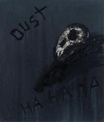 """Dust"", 1992. VICTOR MIRA"
