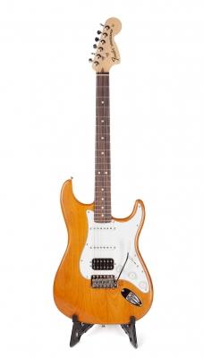 Guitarra eléctrica Fender Stratocaster.