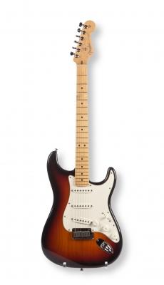 Guitarra eléctrica Fender Stratocaster 2004-2005.
