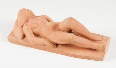 """""""Desnudo"""". BERNAD CASORRÁN, Fernando"""