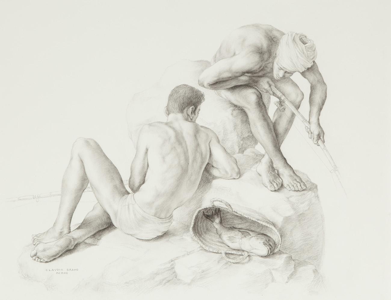Claudio Bravo Camus . Medidas: 40