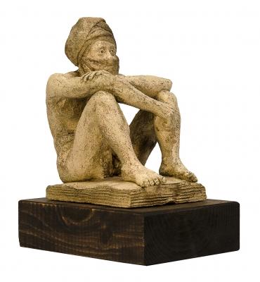 """Some tuareg man"". PONS CASADEVALL, Ramon"