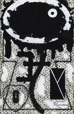 Joan Pere Viladecans (Barcelona, 1948).Sin título.