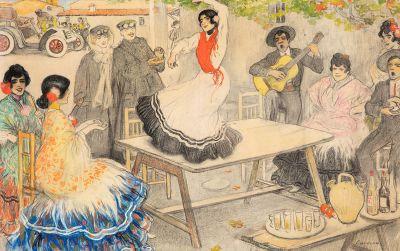 JOAN CARDONA I LLADÓS (Barcelona, 1877-1957).