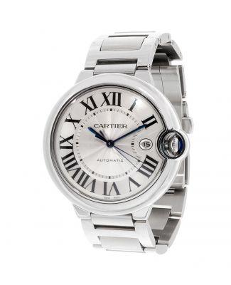 CARTIER Balon Bleu 42mm watch, ref. 3001, serial number 236831XX, for men / Unisex.