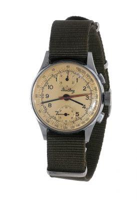 BREITLING Vintage watch.Steel case.