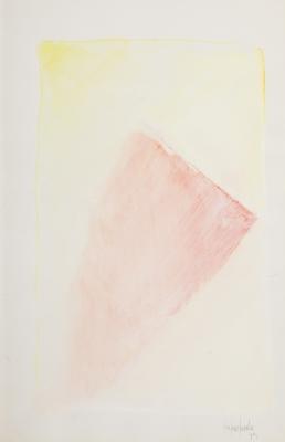 LASALA, José Luis (Zaragoza, 1945)Sin título, 1979.