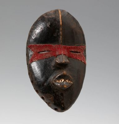 Dan mask. Mali, first half of the 20th century.