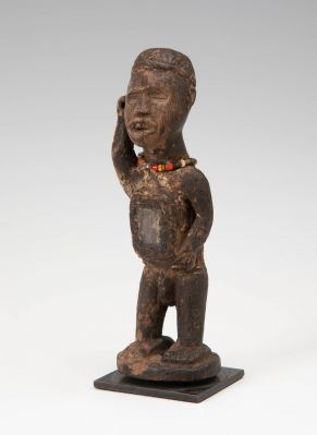 Fetish. Congo, first half of the 20th century.