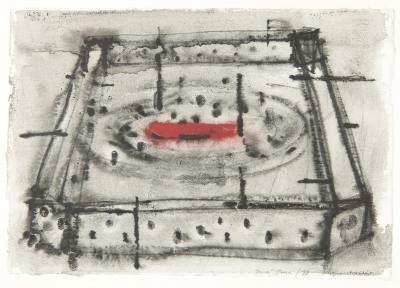 """""""Ruedo"""", 1993. GIRONA, Mercè"""
